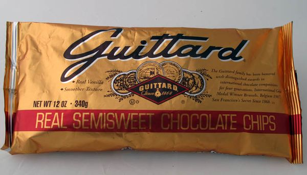 Guittard Semisweet Chocolate Chip Oatmeal Cookies Cook