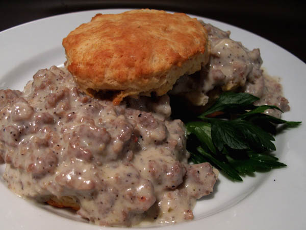 Southern Biscuits And Gravy Cook Like James