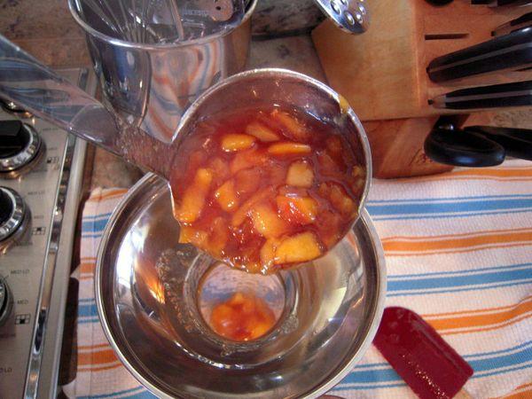 Fresh Georgia Peach Jam Cook Like James